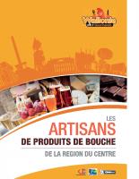 LES ARTISANS DE PRODUITS DE BOUCHE DE LA REGION DU CENTRE